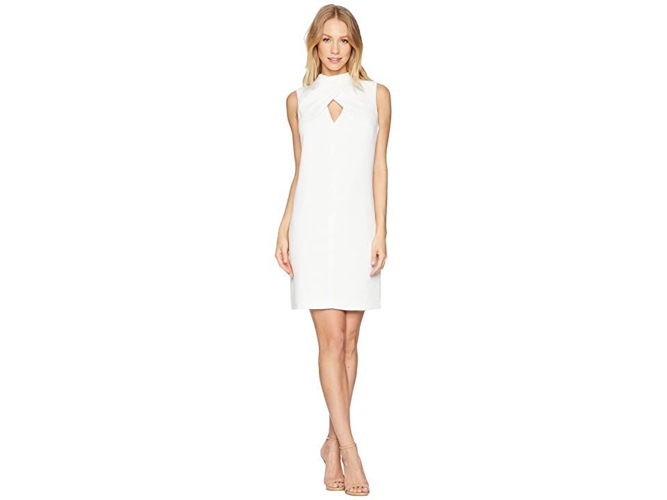 Trina Turk Los Alamitos Dress (Whitewash) Women