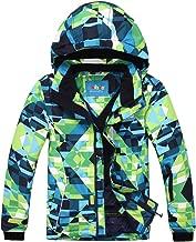 boys snowboard jacket