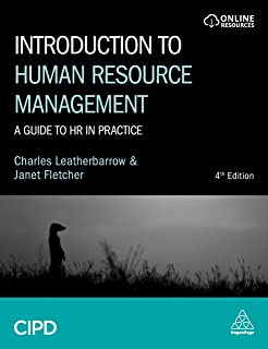 Introduction to Human Resource Management: A Guide to HR in Practice