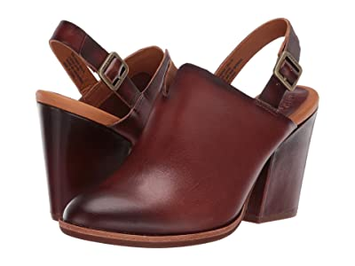 Kork-Ease Janelle (Brown Full Grain Leather) Women