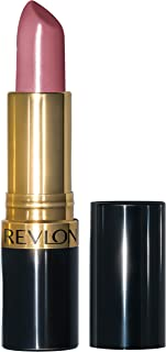 Revlon Super Lustrous Lipstick with Vitamin E and Avocado Oil, Cream Lipstick in Mauve,..