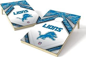 PROLINE 2'x3' NFL Detroit Lions Cornhole Set - Millennial Diamond Design