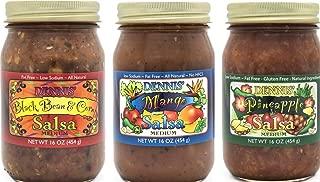 organic low sodium salsa