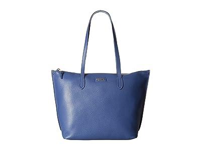 Furla Luce Medium Tote (Pervinca) Tote Handbags