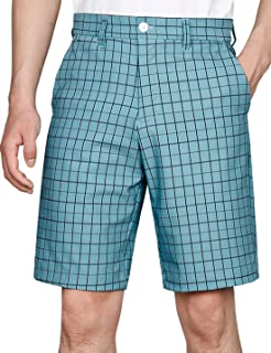 DrawingIQ Men Golf Shorts Stretch Classic Fit Breathable Ultimate Casual Chino Short