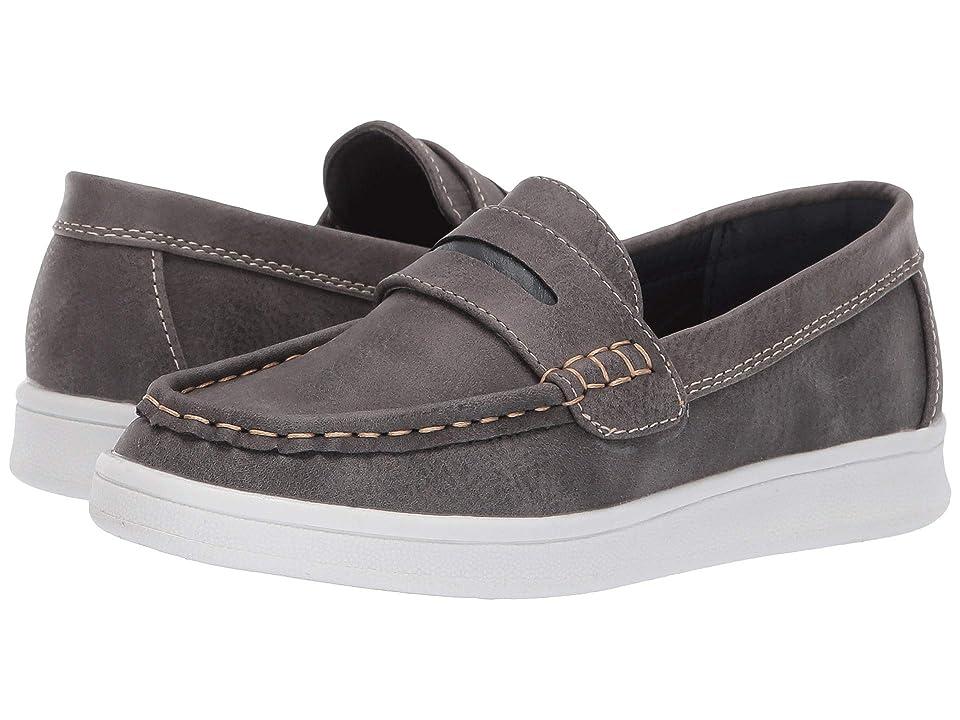 Steve Madden Kids Sharper (Toddler/Little Kid/Big Kid) (Grey) Boys Shoes