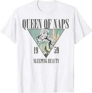 Disney Sleeping Beauty Nap Queen 1959 Graphic T-Shirt