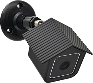 Aobelieve Wall Mount and Weatherproof Cover for Wyze Cam v3, Black