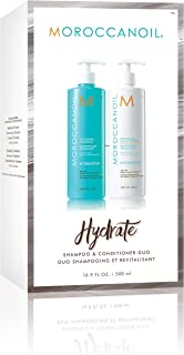 Moroccanoil Hydrate Duo Shampoo & Conditioner (500ml + 500ml)