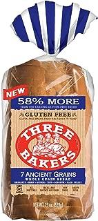 Best 3 bakers gluten free Reviews