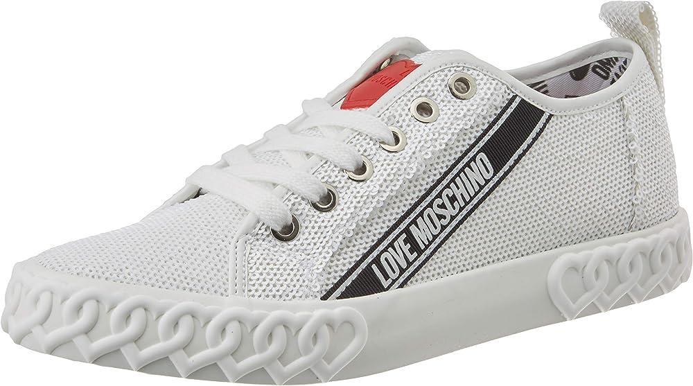 Love moschino sneakers donna JA1528