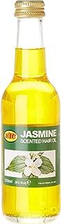 Aceite de jazmín para el cabello, de KTC; deja un cabello hidratado y saludable (250 ml)