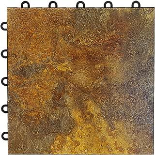 Greatmats Max Tile Laminate Floor Tile 26 Pack (Slate)