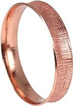 anticlastic copper jewelry