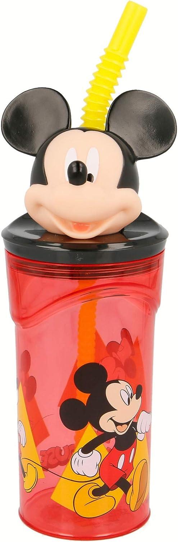 Stor Vaso FIGURITA 3D 360 ML | Mickey Mouse - Disney - 90