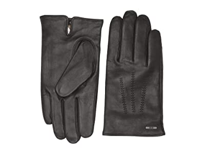 BOSS Hugo Boss Hainz Gloves (Olive) Extreme Cold Weather Gloves