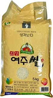 No Brand Jeoju White Rice - Korean, 5 kg