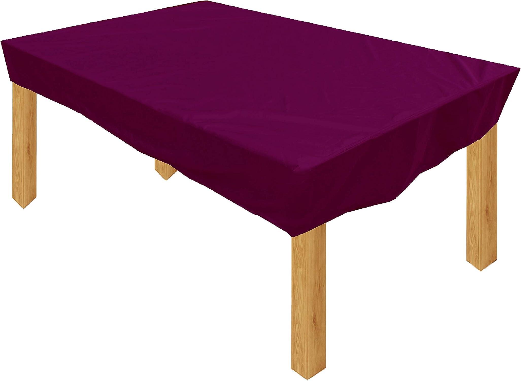 oferta de tienda KaufPirat Premium Funda para Muebles de Jardín 320x90x15 cm cm cm Cubierta Impermeable Funda para Mesa para Mobiliario de Exterior Burdeos  moda clasica