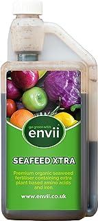 Envii Seafeed Xtra – Vloeibare Organische Meststof op Basis van Zeewier - 1 Liter