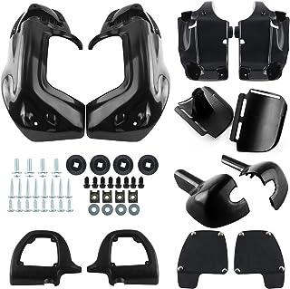 Kit di copertura per interruttore a bilanciere spazzolato per Harley Touring Electra Glide 1996-2013