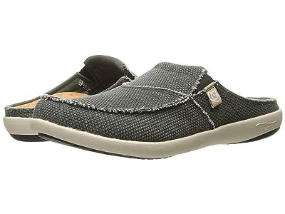 Spenco Siesta Slide (Charcoal Grey) Men