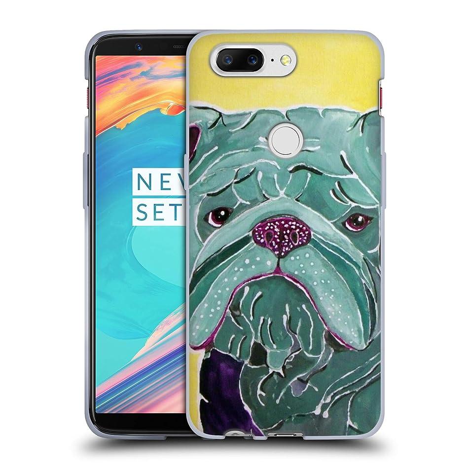 Official Lauren Moss Roscoe Dogs Soft Gel Case for OnePlus 5T