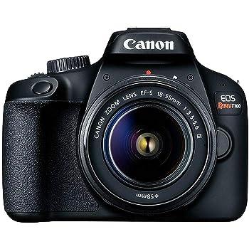 Canon EOS Rebel T100 / 4000D DSLR Camera (w/ 18-55 III)
