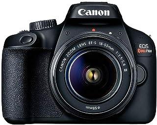 Canon EOS Rebel T100 / 4000D デジタル一眼レフカメラ (18-55 III付き)。