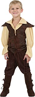 Toddler Renaissance Man Costume