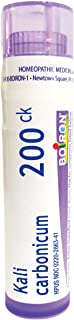 Sponsored Ad - Boiron Kali Carbonicum 200CK, 80 Pellets, Homeopathic Medicine for Colds