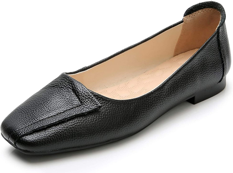 2021 new VenusCelia Women's Plain Dance Shoe Denver Mall Flat