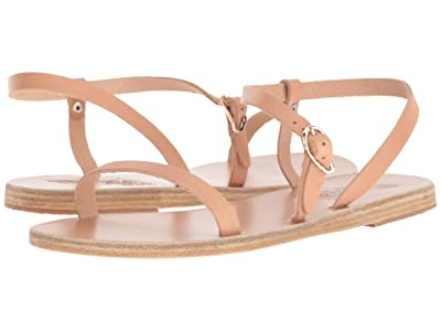 Ancient Greek Sandals Niove (Natural) Women