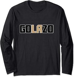 Los Angeles Football Jersey Style Soccer Team Club Golazo Long Sleeve T-Shirt