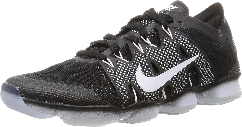 Nike Air Zoom Fit Agility 2 Women US 6.5 Black Sneakers