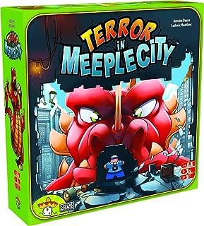 Asmodee Terror in Meeple City (Cover Art May Vary)