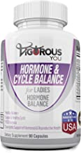 Menopause Relief, PMS Relief, PCOS Support, Hormone Balance for Women. Ayurvedic. Supports Reproductive Health, DIM, Dong Quai, Ashwagandha. Berberine, Chasteberry, 1,500 MG