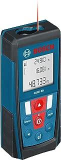 Bosch GLM 50 Laser Distance Measurer with 165-Feet Range and Backlit Display