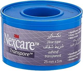 3M Nexcare Transpore Tape, 25 * 5m, 12 spl/box