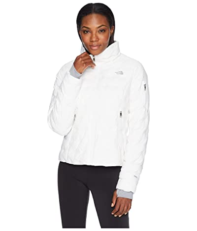 The North Face Holladown Crop Jacket (TNF White) Women