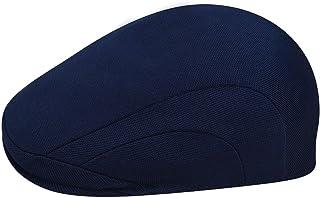 قبعة رجالي مسطحة من مجموعة Kangol Heritage Collection Tropic 507 مع شكل عصري وأنيق