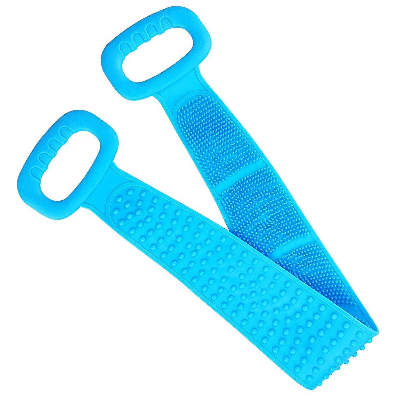 Bath Body Brush Exfoliating Max 83% OFF [Alternative dealer] Lengthen Scrubber Easy t Back