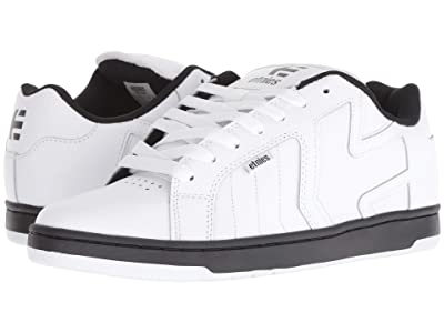 etnies Fader 2 (White/Black) Men