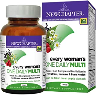 New Chapter Every Woman's One Daily Multivitamin Tablets, 333 grams