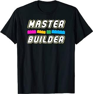 Best builder t shirt Reviews