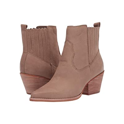 Dolce Vita Suvi (Light Taupe Nubuck) Women