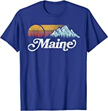 maine vibes t shirt
