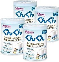 和光堂フォローアップミルク ぐんぐん830g×4缶