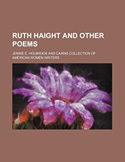 Ruth Haight and Other Poems