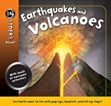 Earthquakes and Volcanoes, Grades 3 - 6 (Insiders Alive)