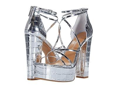 Jessica Simpson Mirelle (Silver) Women